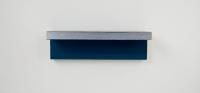 BL-4 Blauw - zilver